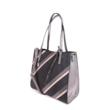 Női-shopper-táska-fekete-szürke-rózsaszín-pakkoljhu