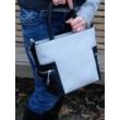 Női-shopper-táska-fekete-szürke-kézben-pakkoljhu