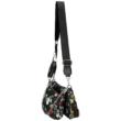 Virágos-fekete-crossbody-táska-borítéktáska-pénztárca-oldalról-pakkolj-hu