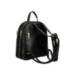 Fekete-női-hátizsák-bőrhatású-dupla-cipzáras-hátulról-pakkolj-hu