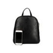 Fekete-női-hátitáska-bőrhatású-telefonnal-pakkolj-hu