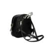 Mini-hátizsák-női-23-cm-fekete-bőrhatású-hátulról-pakkolj-hu