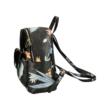 Fekete-virágos-divat-hátizsák-oldalról-pakkolj-hu
