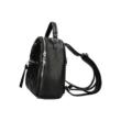Női-hátizsák-kicsi-fekete-steppelt-oldalról-pakkolj-hu