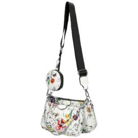 Virágos-fehér-crossbody-válltáska-pénztárca-pakkolj-hu