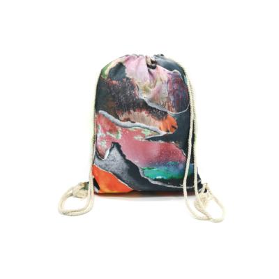 Női-hátizsák-divat-tornazsák-sötétszürke-vörös-pakkolj-hu