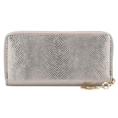 Női-pénztárca-kígyóbőr-mintás-bronz-pakkolj-hu